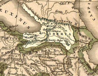 Kolchis ve İberya