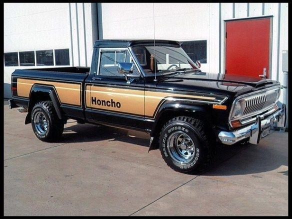 1978 Jeep J10 Honcho 4x4 Jeep Truck Jeep Wagoneer Jeep