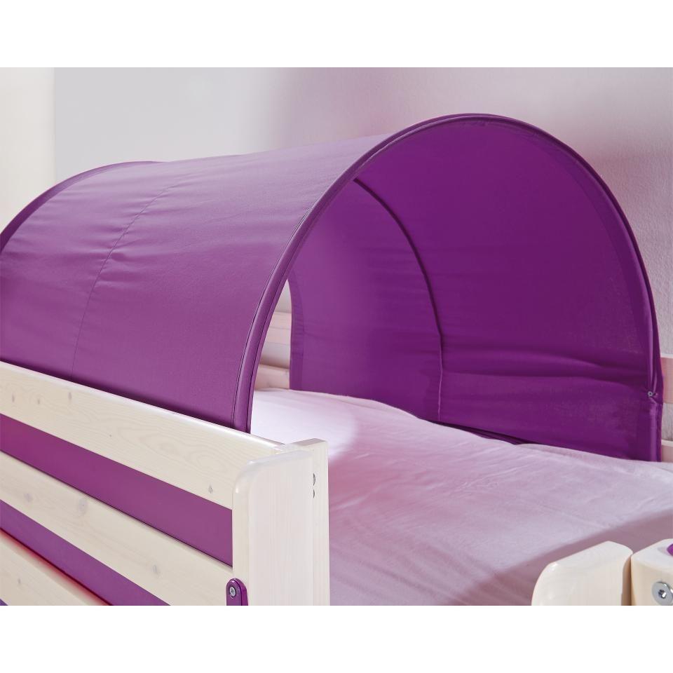 Tunnel Trendy Lila Bett Kinderzimmer Kinder Zimmer