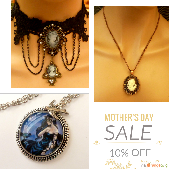 10% OFF on select products. Hurry, sale ending soon!  Check out our discounted products now: https://orangetwig.com/shops/AABZS48/campaigns/AACmQkF?cb=2016005&sn=Schmucktruhe&ch=pin&crid=AACmVki&utm_source=Pinterest&utm_medium=Orangetwig_Marketing&utm_campaign=Mothersdaysale