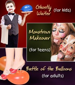 Halloween Party Games for Kids, Teens, and Adults | Halloween ...