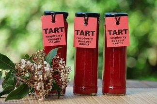 Tart by Mudd Raspberry Coulis 300g