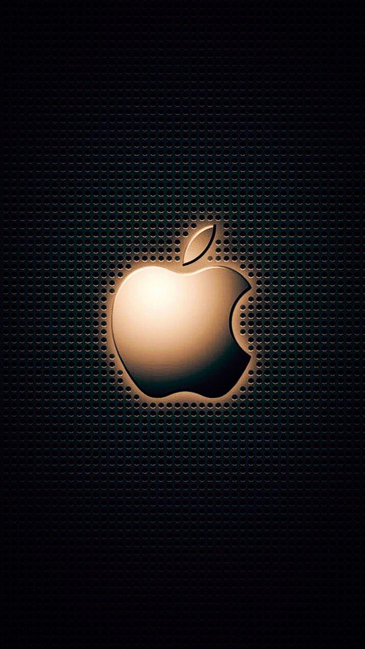 Pin De Nikos Xynos Em Apple Logotipo Da Apple Papel De Parede Apple Imagem De Fundo Para Iphone