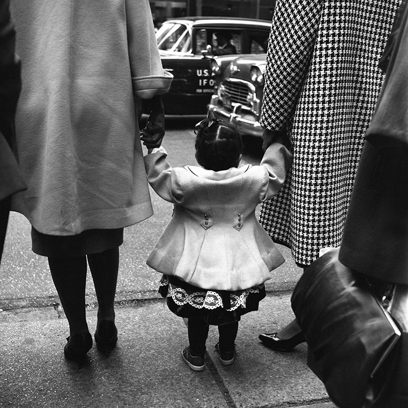 vivian maier prints | credit: jeffrey goldstein collection and ...