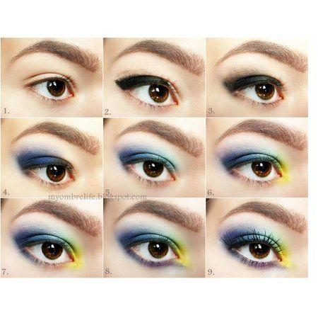 RIO - makeup tutorial - #eyemakeup #eyeshadow #eyetutorial #eye #myombrelife - Love beauty? Go to bellashoot.com for beauty inspiration!