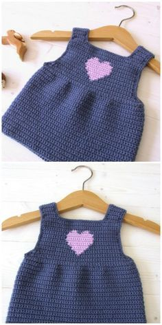 Crochet Baby Dress Ideas You Will Love | The WHOot