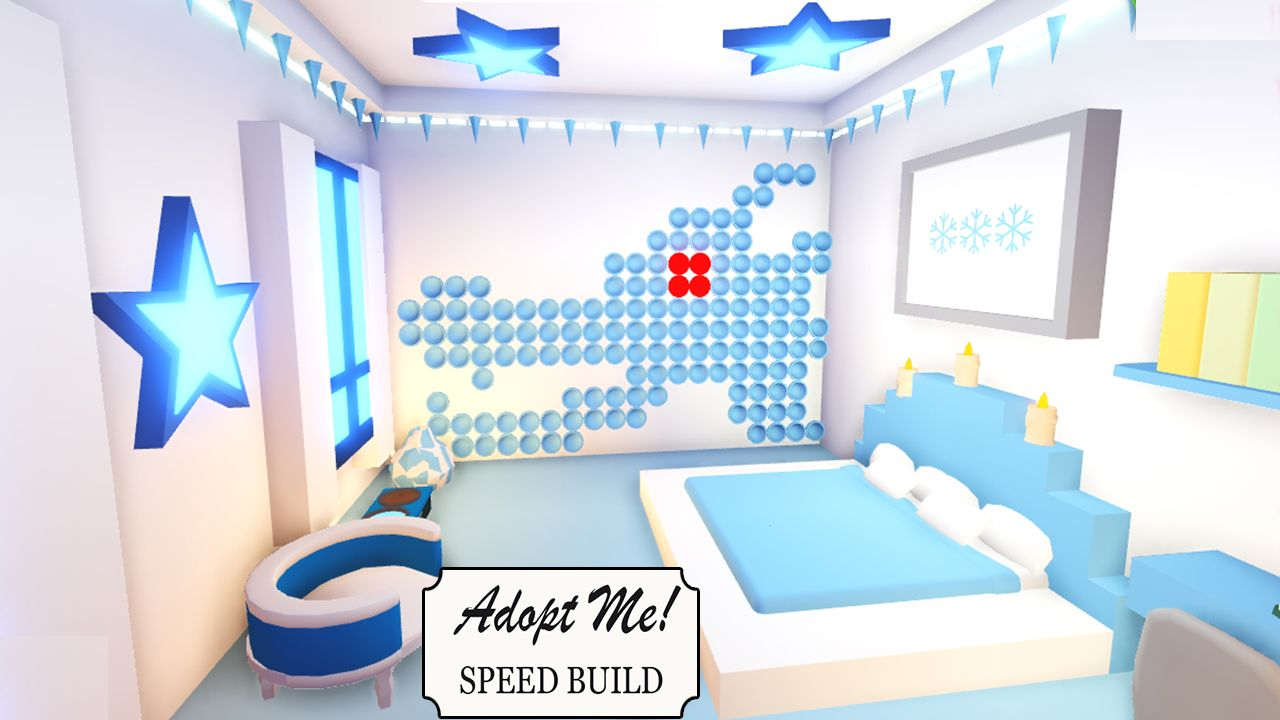 Photo of Frost Fury Pet Room in Adopt Me Roblox