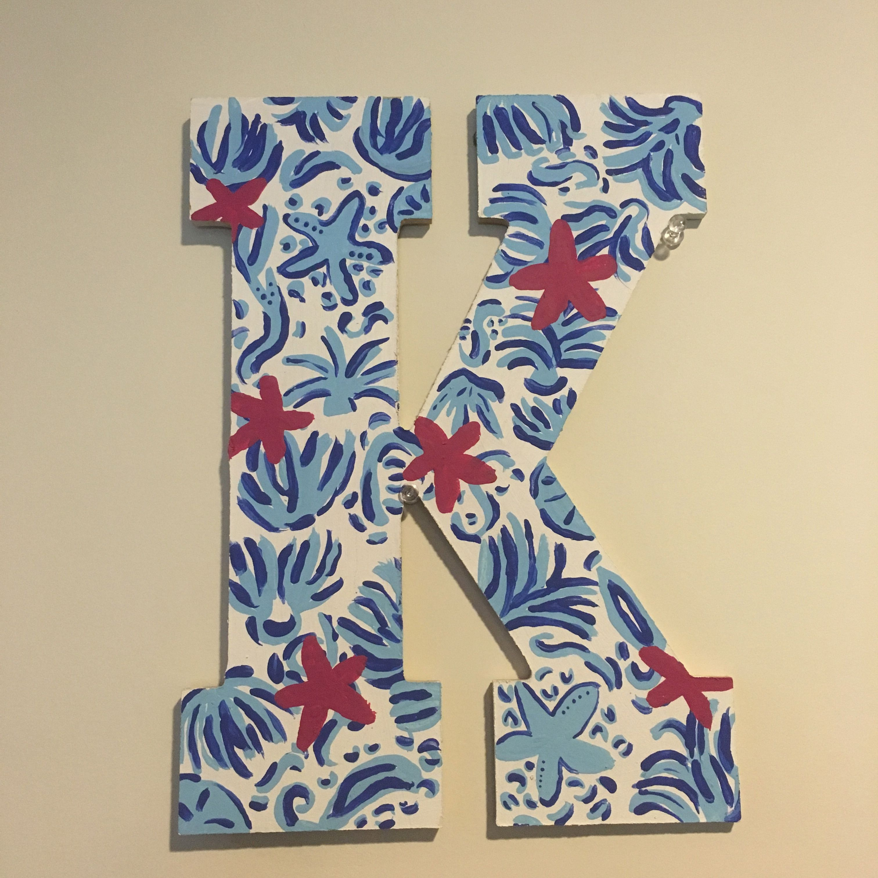 lilly pulitzer hand painted she she shells print k projects i lilly pulitzer hand painted she she shells print k