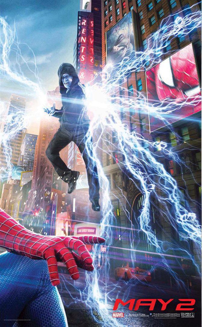 The Amazing Spider Man 2 Poster Spiderman Amazing Spiderman Amazing Spider