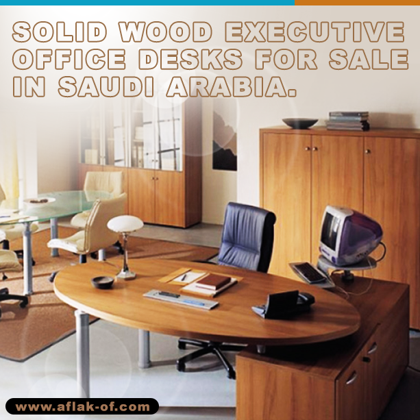 Solid Wood Executive #OfficeDesk For Sale In #SaudiArabia