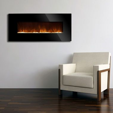 Grand Aspirations 50 Inch Wall Unit Fireplace Original Price