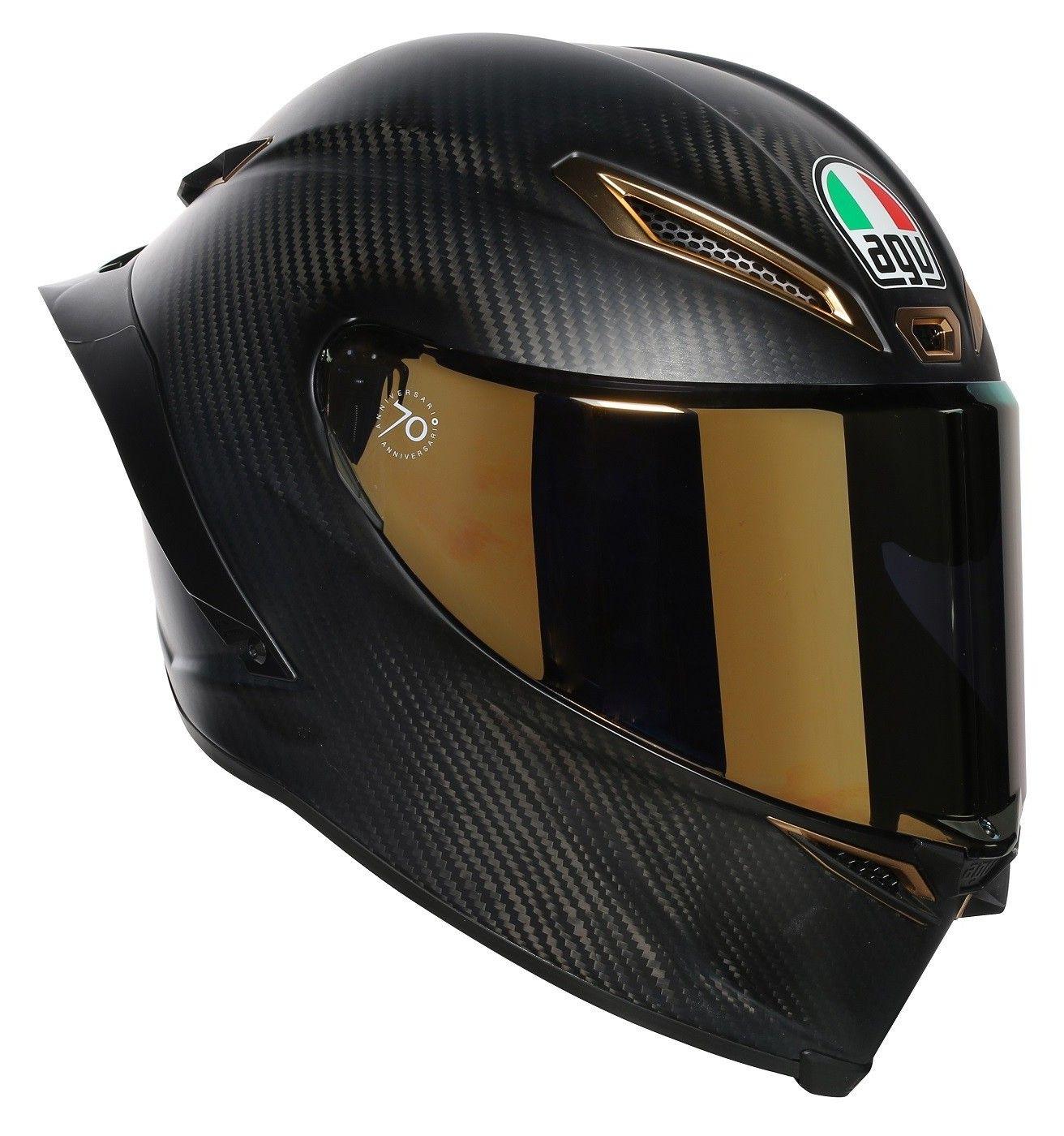 AGV Pista GP R Carbon Anniversario Helmet (Size MS Only)