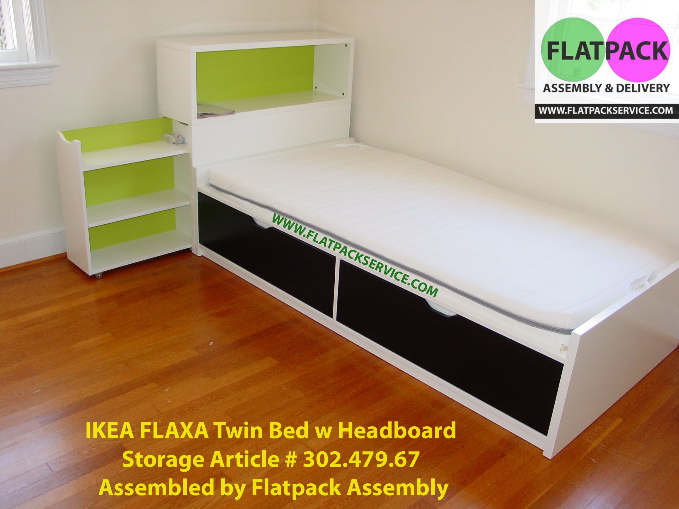 Ikea Nordli Bed Assembled In Tysons Corner Va By Furniture