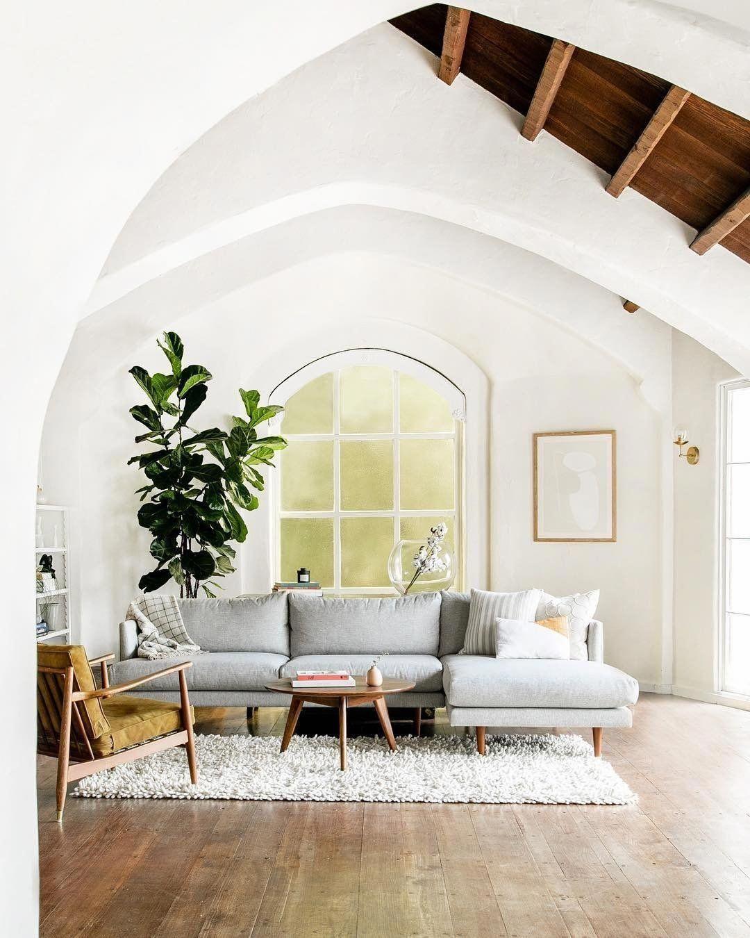 Burrard Seasalt Gray Right Sectional Sofa Retro Home Decor Scandinavian Furniture Cheap Home Decor