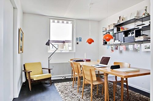 office shag. Office \u0026 Workspace, Stunning Decorating Ideas Trends With Armchair And Wooden Table Wall Shag 0