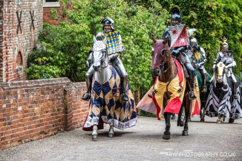 'Enter the Knights - Destrier' courtesy of ARW Photography