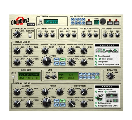 OHM Force Ohmboyz [Download] | Music Production Software in