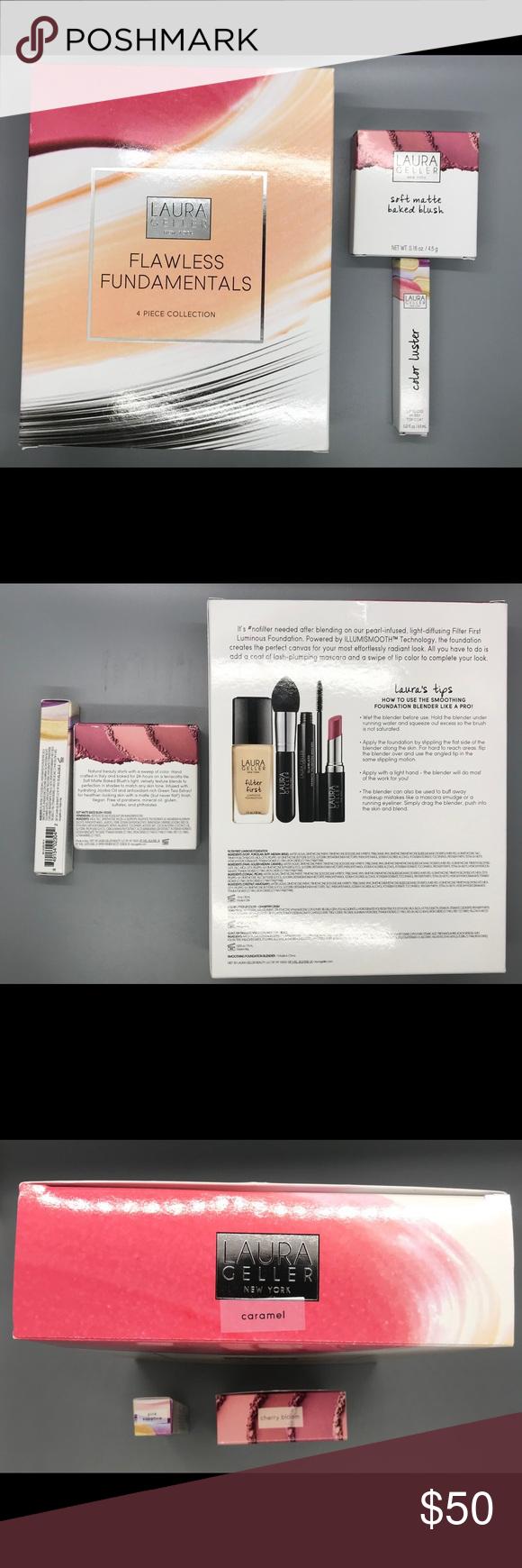 Laura Geller Makeup Bundle! NWT Laura geller, Laura