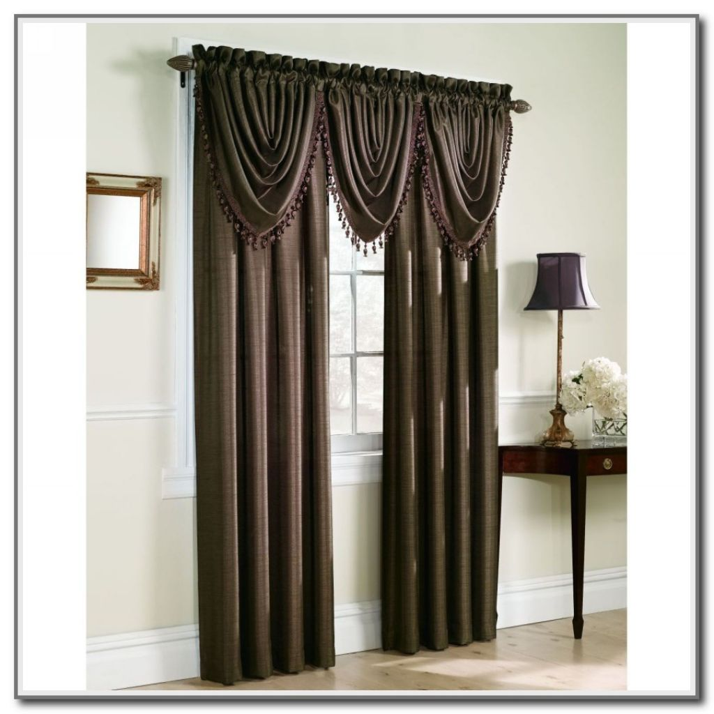 Room · Sears Curtains For Living ...