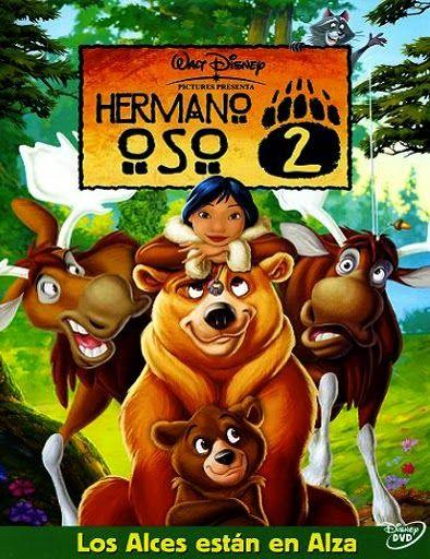 Infantil Peliculas Online Gratis Brother Bear Disney Blu Ray Disney Movies