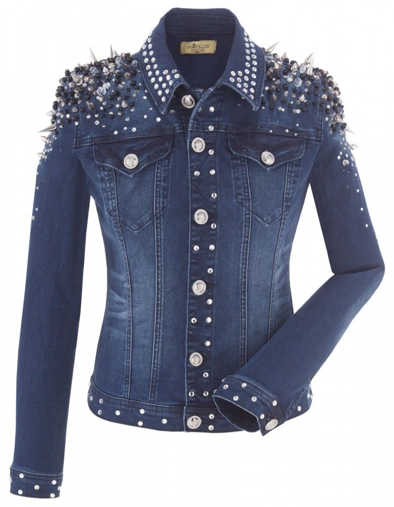 Jeansjacke fur altere damen