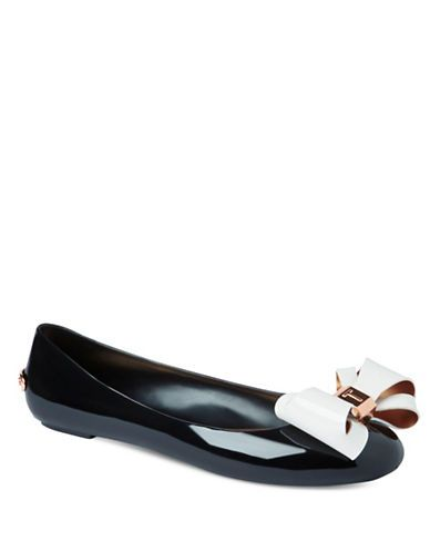 1ffdb0f42fa9 TED BAKER Ted Baker London Julivia Jelly Ballerina Flats.  tedbaker  shoes   flats
