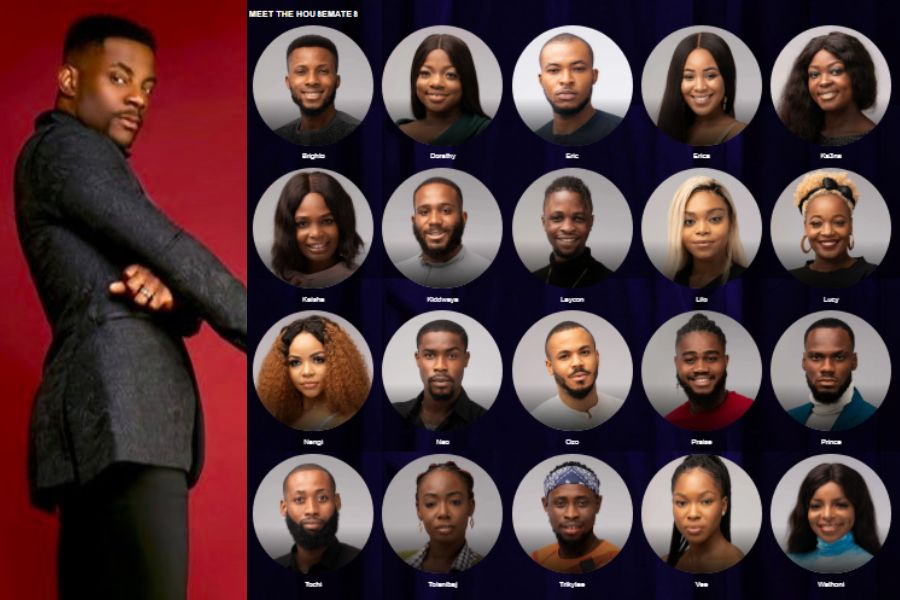 Bbnaija 2020 Housemates Prepare For Live Eviction Show Ebuka Promises To Shake Tables In 2020 Reality Television Reality Tv Reality Tv Shows