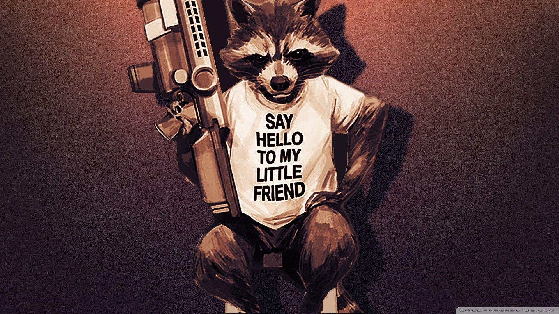 Rocket Raccoon Guardians Of The Galaxy Wallpaper No 169999 Wallhaven Cc Rocket Raccoon Galaxy Wallpaper Raccoon