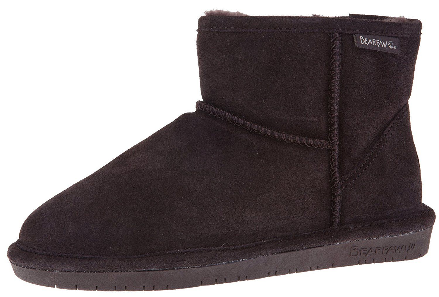 WOMEN/'S BEARPAW EMMA SHORT 608W//CHOCOLATE  SNOW WINTER BOOT