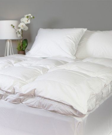 Power Feather Bed Feather Mattress Mattress Topper Reviews Feather Bed