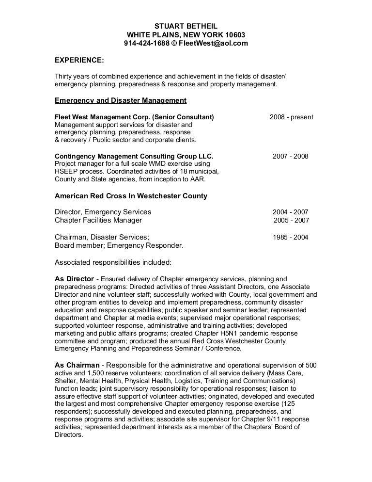 Emt B Resume Examples Pinterest Resume examples - emt basic resume