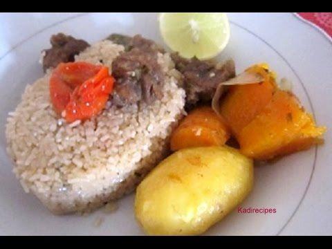 Photo of Senegalese Rice (White fatty rice) | kadirecipes