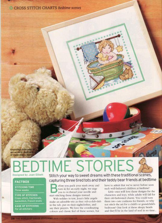 BEDTIME STORIES 1-5
