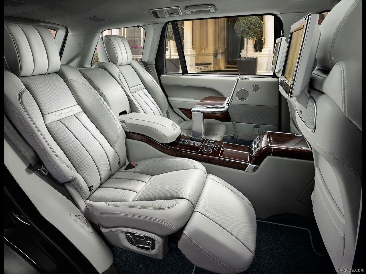 caricos 2016 range rover sv autobiography interior dream