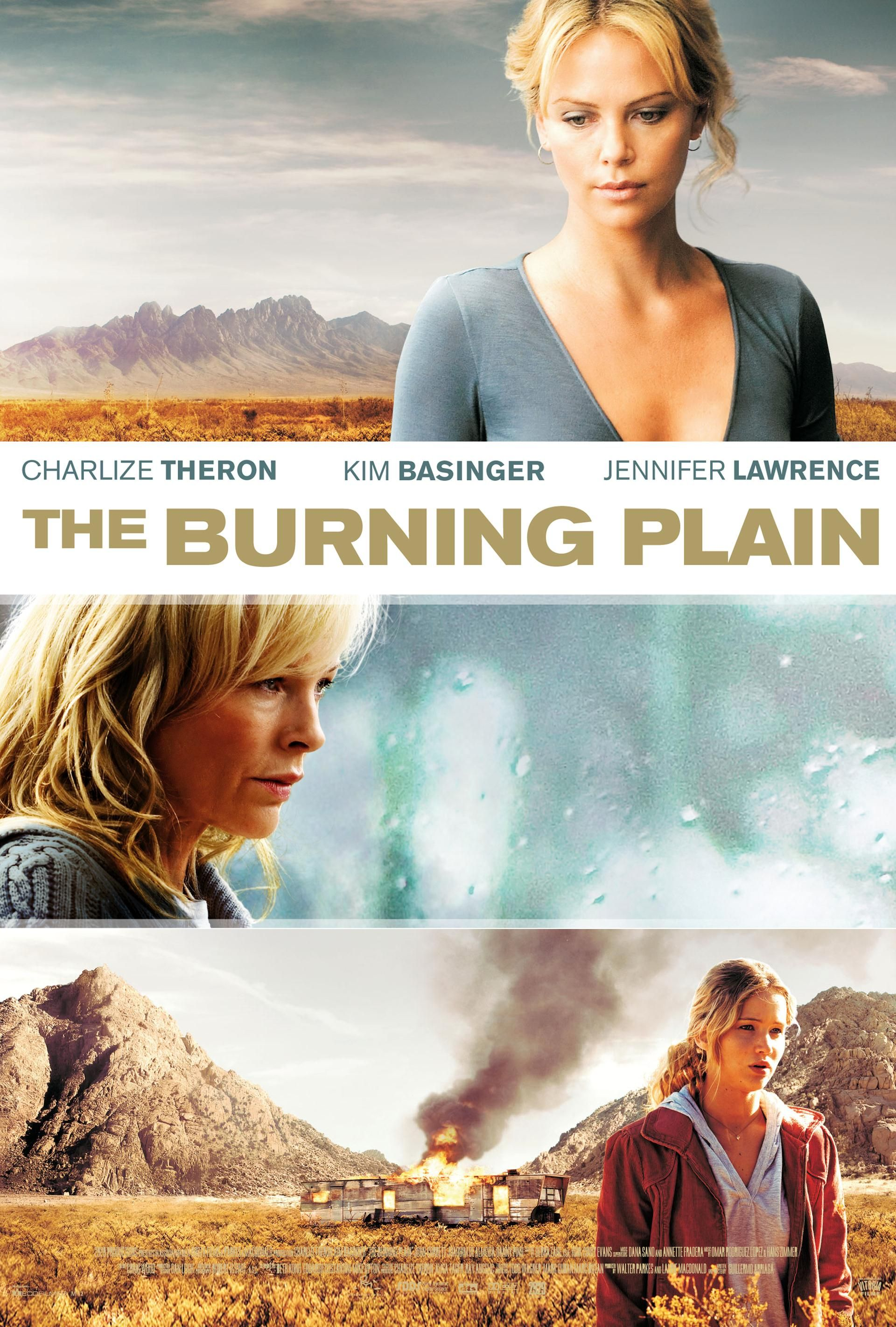 the burning plain movie poster 2008 charlize theron in 2018