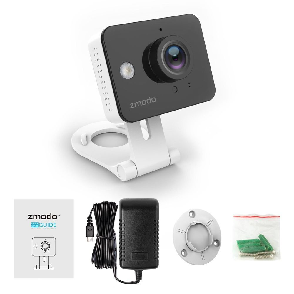 Wireless Security Camera System for Home - HD Mini Two-Way