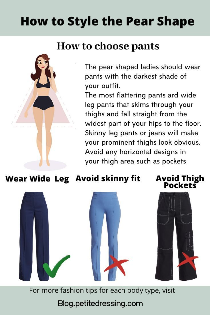 Pear Shaped Body: The Ultimate Style Guide in 5  Pear body