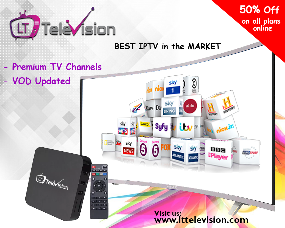 We offer you the best high quality premium IPTV Live Streams  You