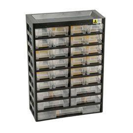 Casier De 29 Tiroirs Et 15 Separateurs Boite De Rangement Casier Magasin Decoration