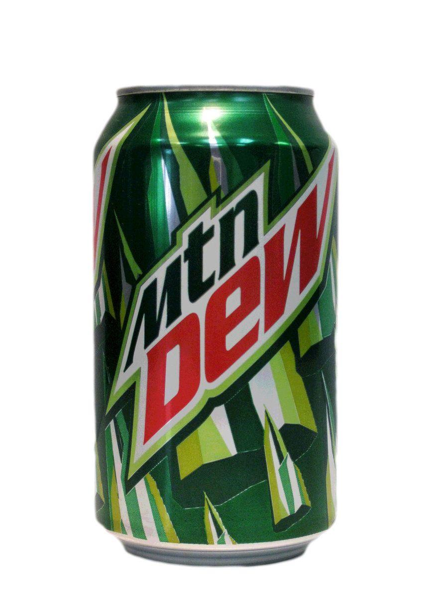 Mountain Dew!!!! :)