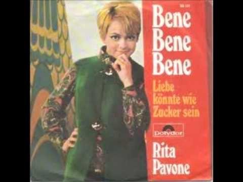 Rita Pavone - Bene Bene Bene - 1969