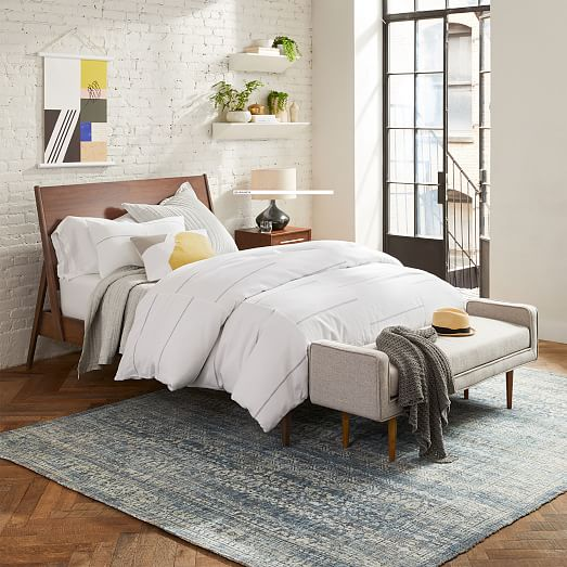Azura Rug Bed without storage, Bedroom inspirations, Bed