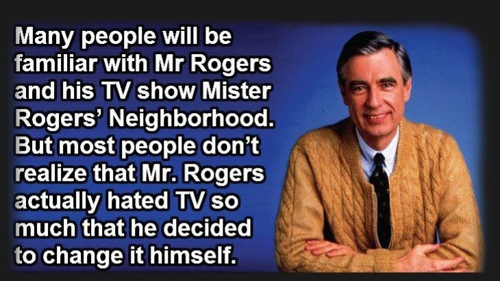 Mr Rogers Will Always Have A Special Place In My Heart For This Mr Rogers Mister Rogers Neighborhood Fred Rogers