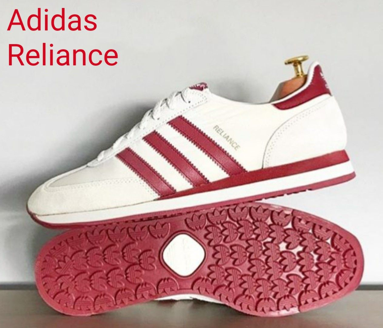 Reliancemade Adidas the 80'scool shoes in Vintage in wOvn0mN8