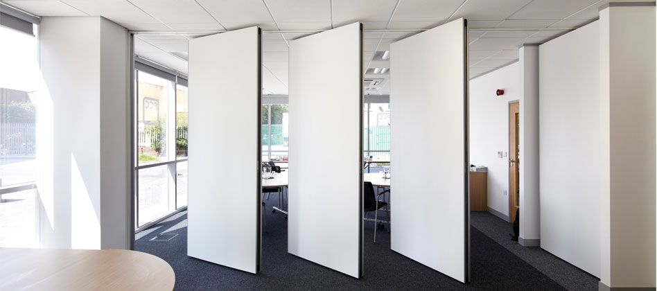 Operable Wall System Design And Specify Office Furniture Parioning Parions Leeds Yorkshire Training Room