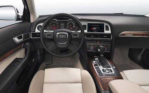 Audi A6 Interior Picture Audi A6 Allroad