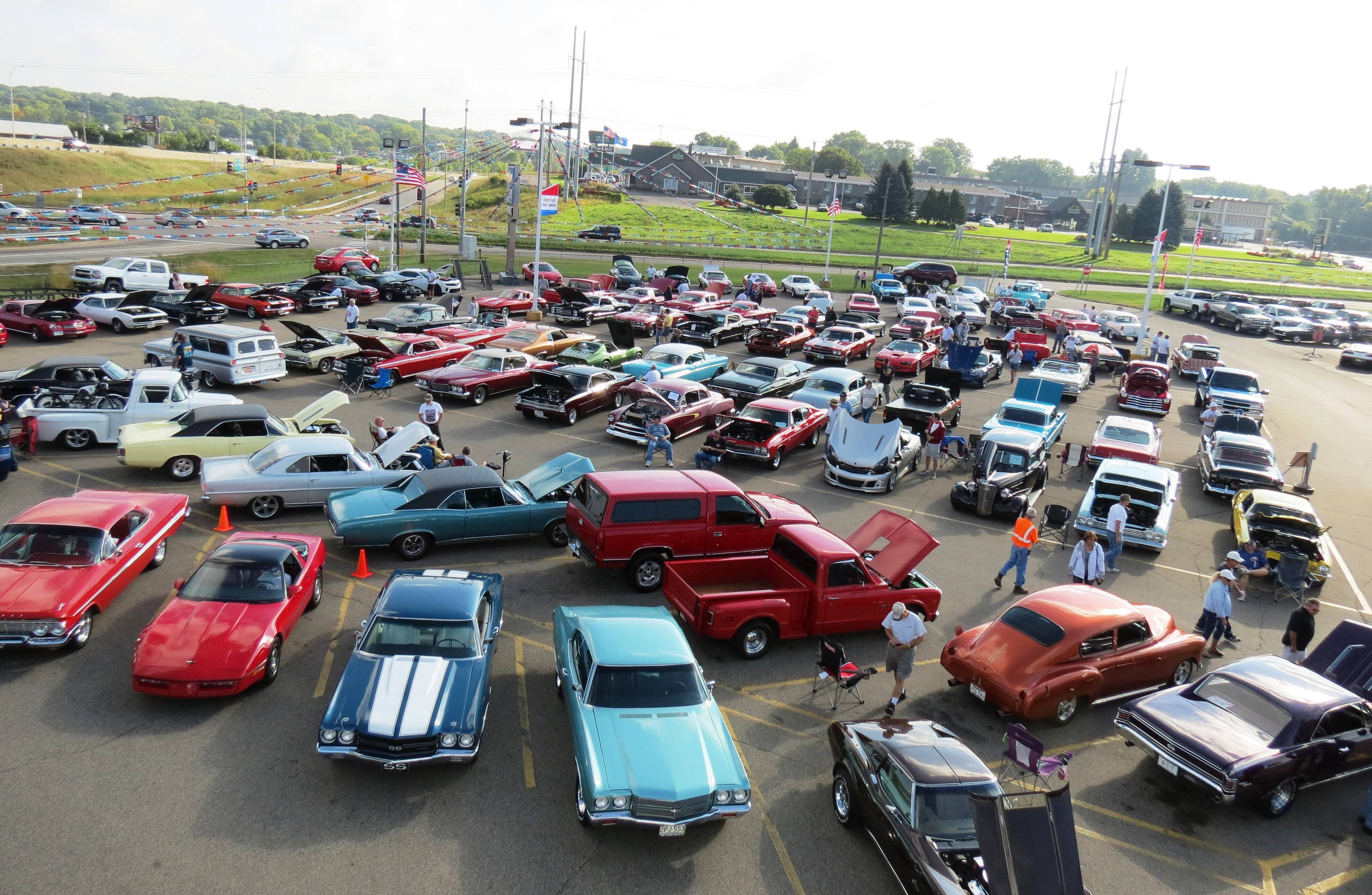 Merit Chevrolets Nd Annual ALLGM Car Show Sponsored By - Merit chevrolet car show