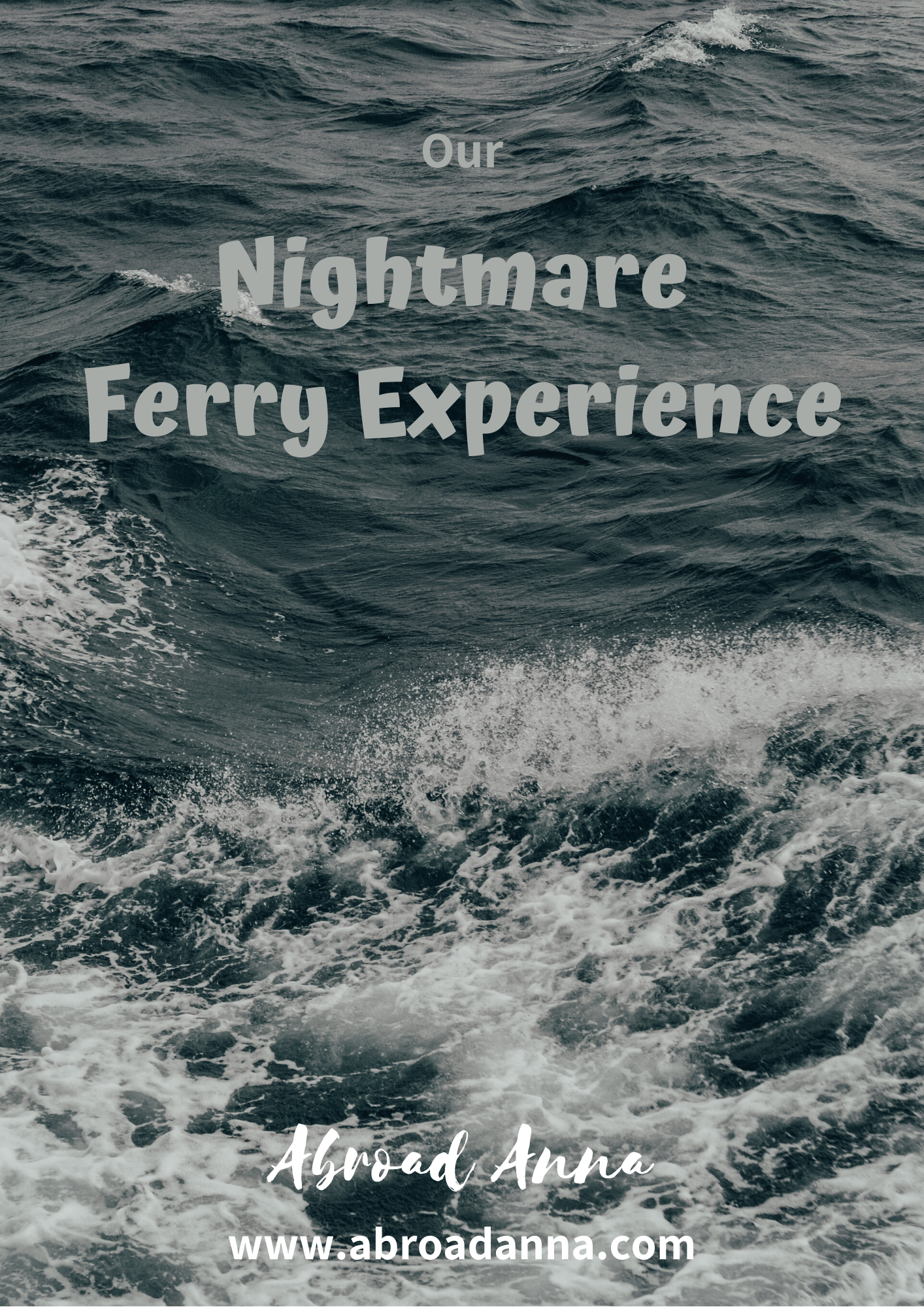 Our Nightmare Ferry Experience Philippines In 2020 Philippines Travel Inspiration Trip