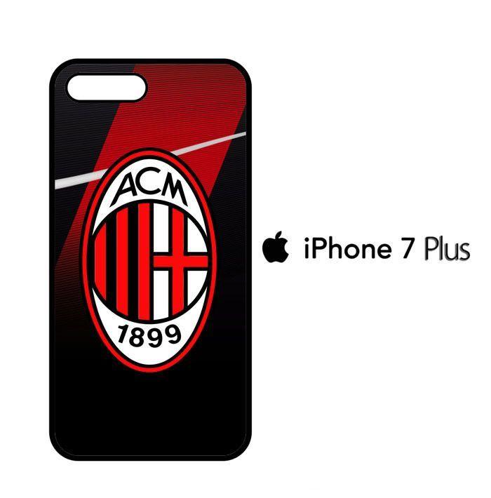 AC Milan logo Z3081 iPhone 7 Plus Case