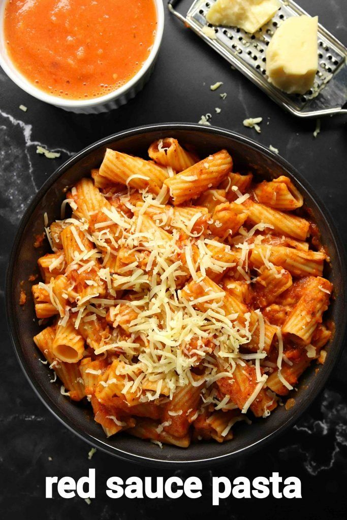 red sauce pasta recipe | how to make classic tomat